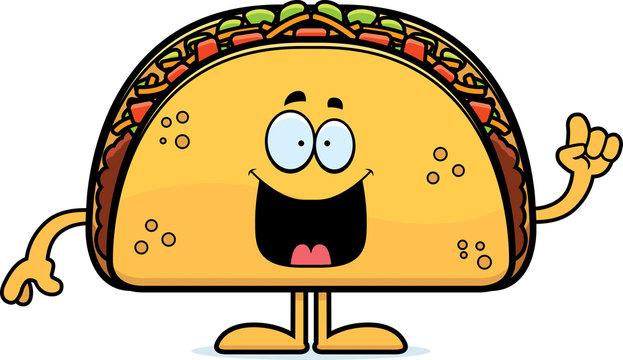 Cartoon Taco Idea