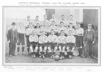 Sport - Football - Team Pict. Date: 1905