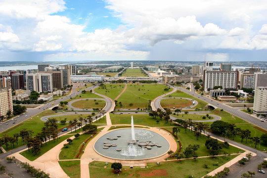 Brasilia is the capital of Brazil