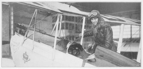 Amy Johnson - Tokyo - 1931. Date: 1931
