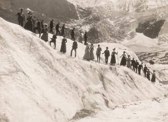 Alps Photo 1900. Date: circa 1900