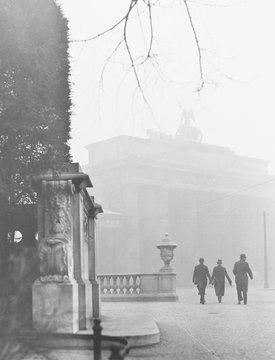 Atmospheric Scene. Date: 1950s