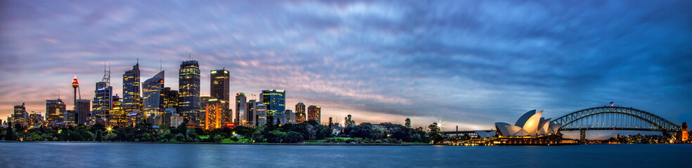 Canvas Prints Sydney Sydney Australia