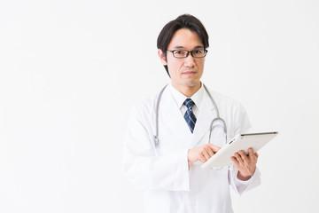 医者 ミドル タブレット