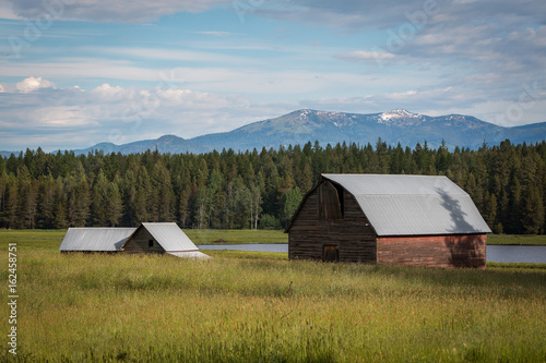 Barnyard Landscape Stock Photo And Royalty Free Images On Fotolia