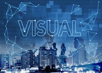 Visual Innovation Creative Thinking Visibility Concept