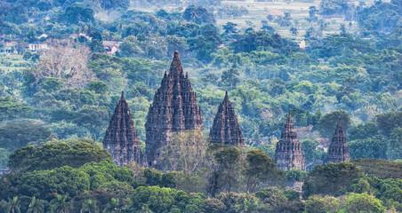 Beauty Prambanan Temple