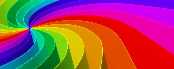 Papiers couleurs tourbions