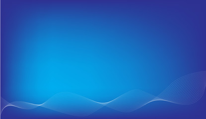 light blue wave abstract background. abstract blue background.