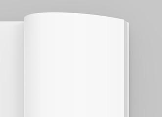 blank book part design