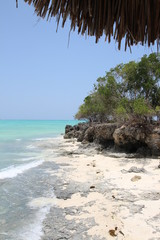 Nungwi Beach / Zanzibar Island, Tanzania, Indian Ocean, Africa