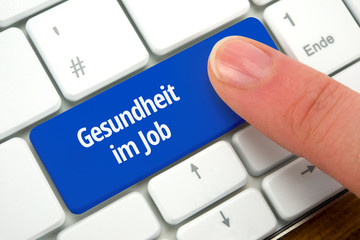 Gesundheit im Job