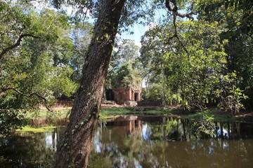 Cambodia. Koh Ker Temple . Preah Vihear Provice .