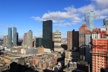 New-York winter Wilson