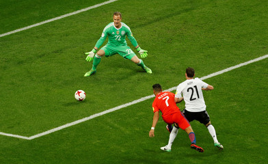 Germany v Chile - FIFA Confederations Cup Russia 2017 - Group B