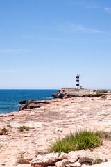 Leuchtturm in Sant jordi