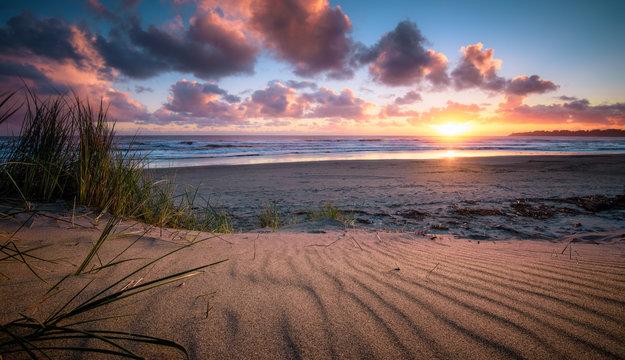 Stinson Beach Sunset