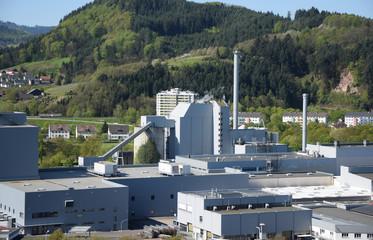 Industrie bei Oberkirch