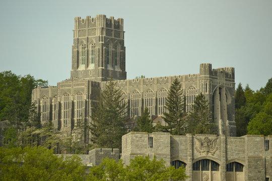 Cadet Chapel, United States Military Academy, West Point, NY