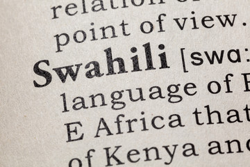 Search photos swahili definition of swahili m4hsunfo