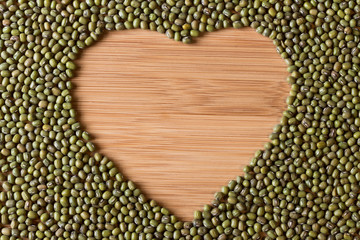 Heart healthy green gram