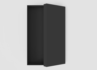 black blank box design
