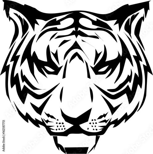 white tiger tattoos -