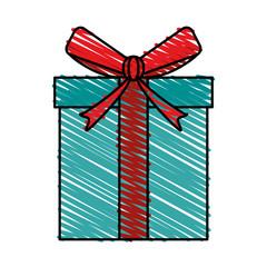 giftbox vector illustration