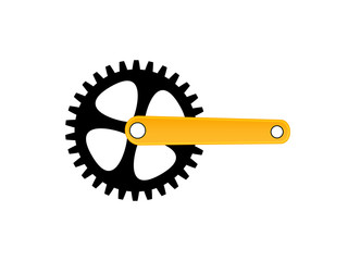 Bicycle crank