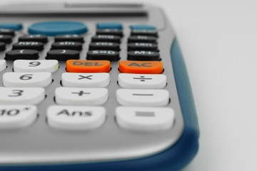 close up advance calculator for engineer or business/finance.