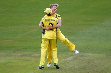 Sri Lanka vs Australia - Women's Cricket World Cup
