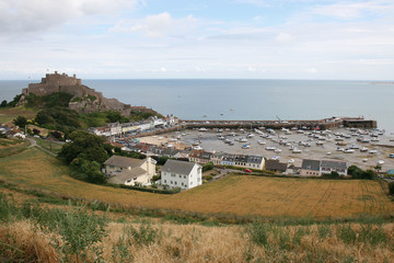Gorey, Jersey, Channel Islands