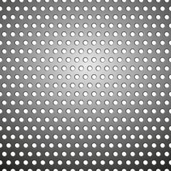 Fototapete - metal seamless texture industrial