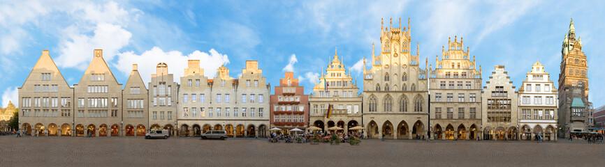 Prinzipalmarkt Münster Fototapete