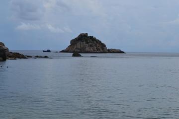 ocean/ beach view in Koh tao