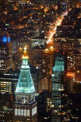 Fototapete - New York Life Building
