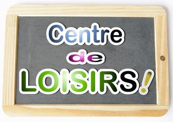 centre de loisirs ardoise (couleurs)