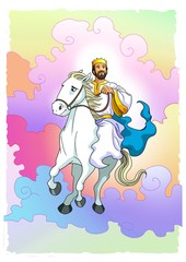 Jesus Christ is the rider on the white horse