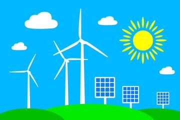 Regenerative Energie - 2