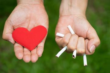 Stop smoking,Quitting Smoking Prevent Heart Disease