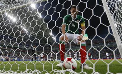 Soccer Football - Germany v Mexico - FIFA Confederations Cup Russia 2017 - Semi Final