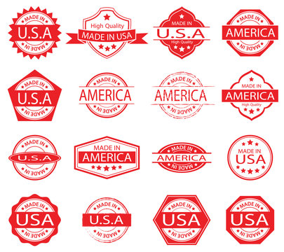 made in america label set 02