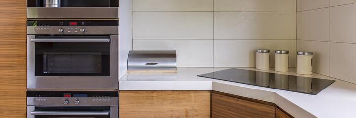 Functional modern kitchen design