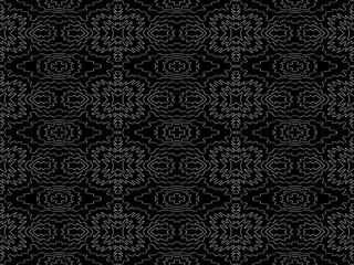 Background tribal black white aztec smooth texture 1