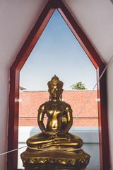 タイのブッダ 釈迦 ゴータマシダールタ