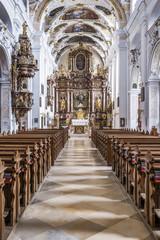 Basilika Frauenkirchen (Burgenland, Austria)