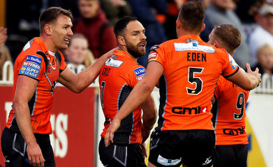 Castleford Tigers vs Hull FC