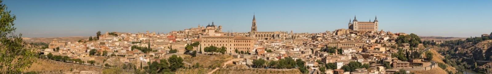 Panorama of Toledo