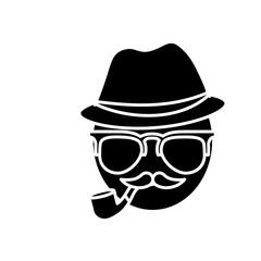 glasses accessory icon