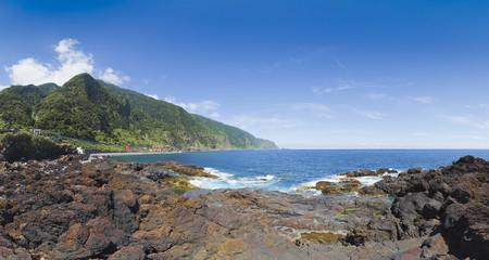 Madeira, Lavaküste Seixal